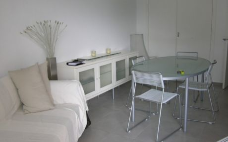 Apartment with garden view for 4 people in Palamós