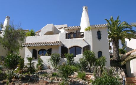 Villa in urbanization for 8 people in La Manga Club