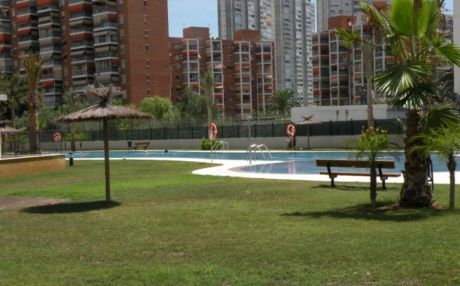 Apartment for 4 people in Benidorm