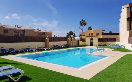 Quiet villa for 8 people in Corralejo