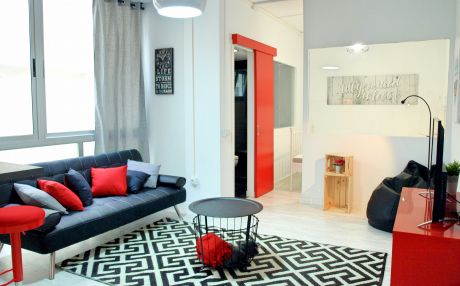 Studio for 3 people in Las Palmas de Gran Canaria