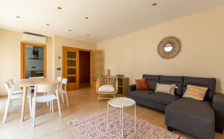 Apartment for 6 people in Tossa de Mar
