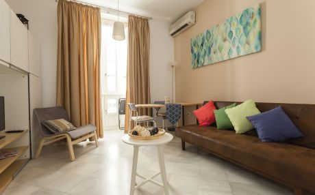 Apartment for 5 people in the city of Cádiz