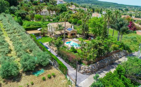 Villa for 12 people in Alhaurin de la Torre