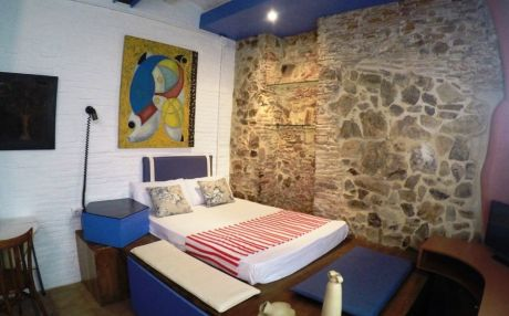 Apartment for 2 people in Blanes