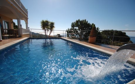 Villa for 8 people in Lloret de Mar