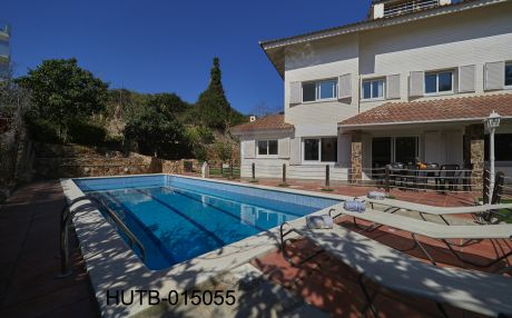 Villa for 14 people in Sant Andreu de Llavaneres