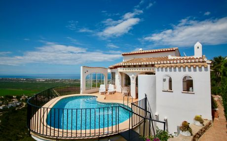 Villa for 4 people in Pego