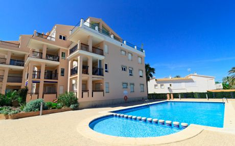 Apartment for 2 people in Denia