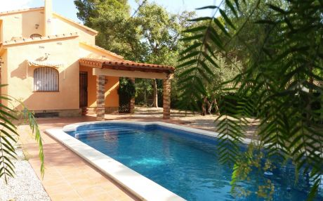 Villa for 9 people in Ametlla de Mar