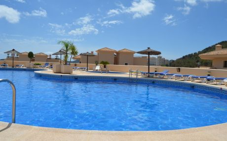 Ideal family apartment for 4 people in La Manga Club