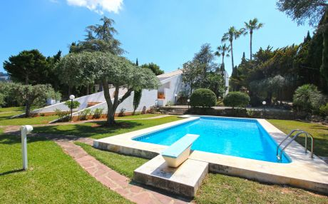 Villa for 6 people in Pedreguer