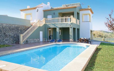 Villa equipped for 4 people in Javea / Xàbia