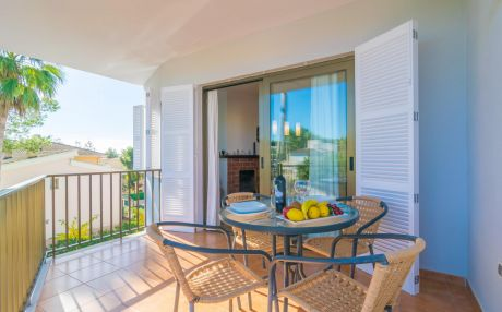 Apartment for 6 people in Alcúdia
