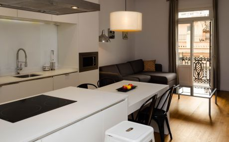 Apartment for 2 people in the center of Valencia