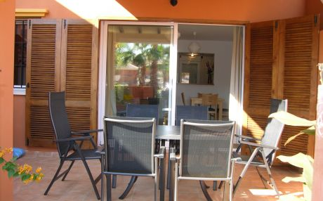 Bungalow for 6 people in Mar de Cristal