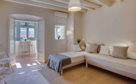 Apartment for 2 people in Gerona / Girona city