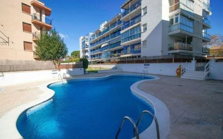 Apartment for 10 people in Salou