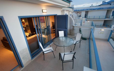 Apartment for 5 people in Tarifa