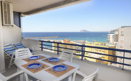 Apartment for 2 people in Calpe