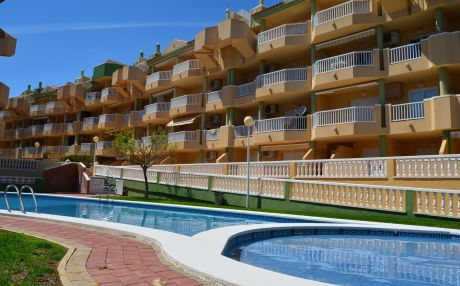 Apartment for 4 people in La Manga del Mar Menor
