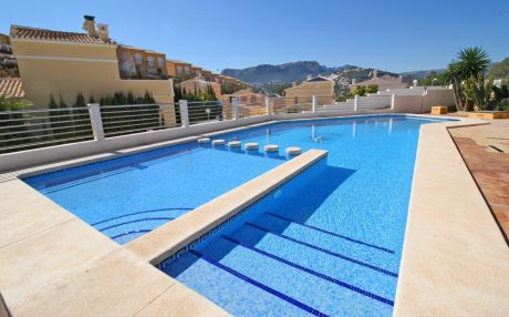 Bungalow for 6 people in Calpe