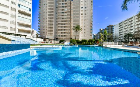 Apartment for 3 people in Calpe