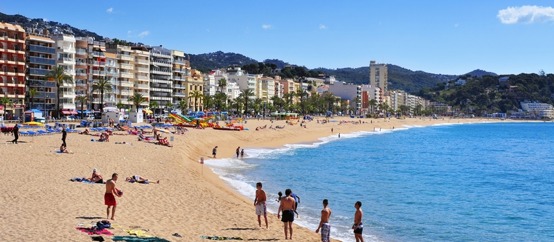 Holiday rental apartments in LLoret de Mar