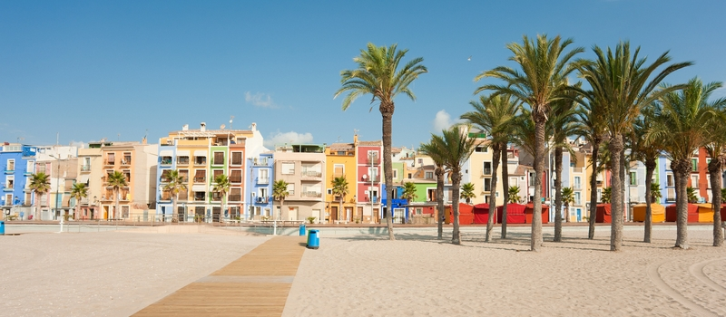 Rental apartments in Costa Blanca