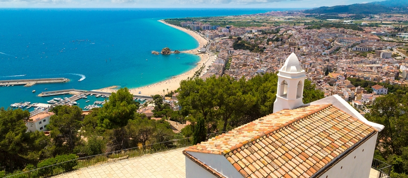 Apartments to rent in Blanes