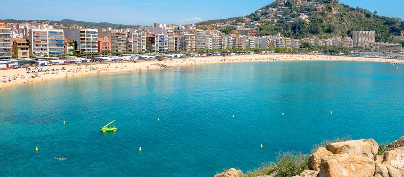 Vacation rental apartments Blanes
