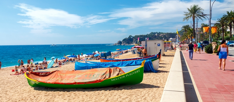 Vacation rental apartments LLoret de Mar