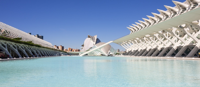 Rental apartments in Valencia