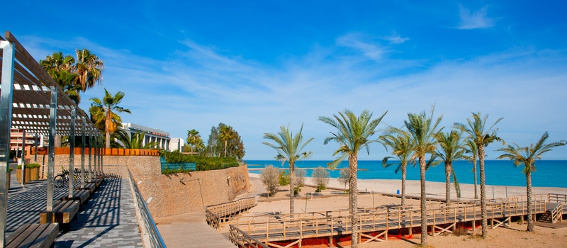 Holiday rental apartments Benicasim