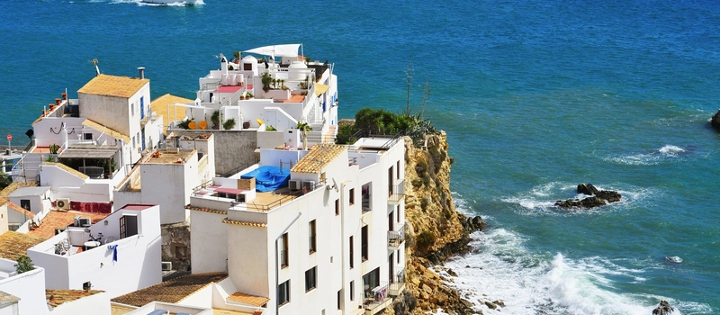 Rent apartments Ibiza town