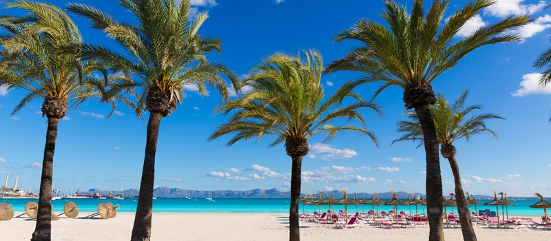 Vacation rental apartments Port d'Alcudia