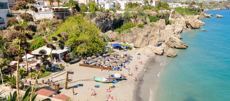 Location appartements vacances Nerja