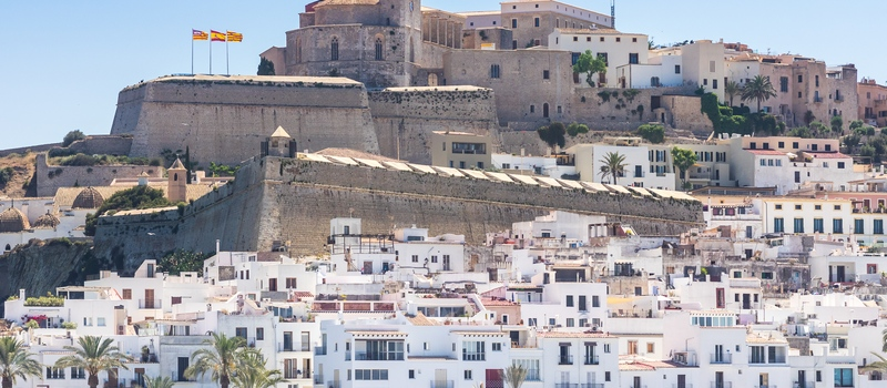 Holiday apartments to rent Ibiza city