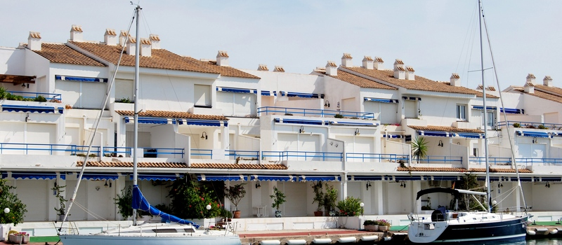 Holiday rental apartments in Alcocebre